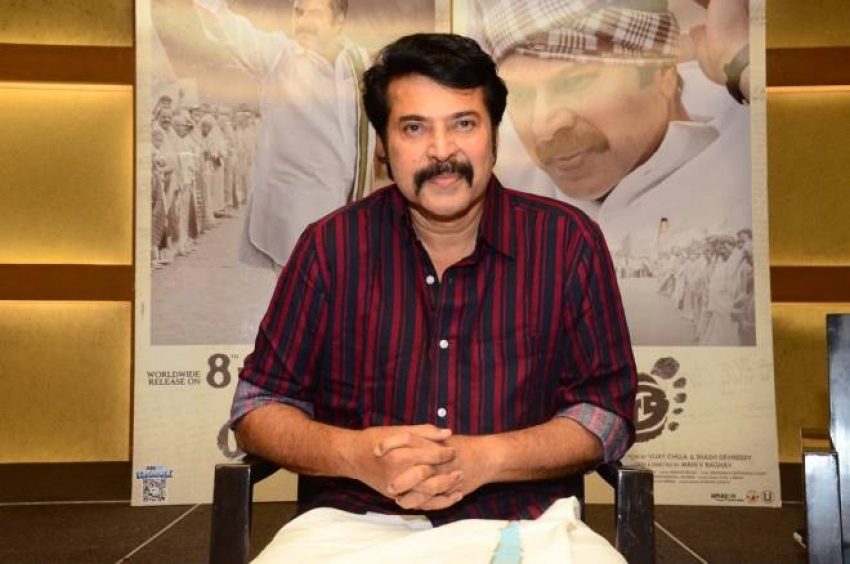 Mammootty Photos