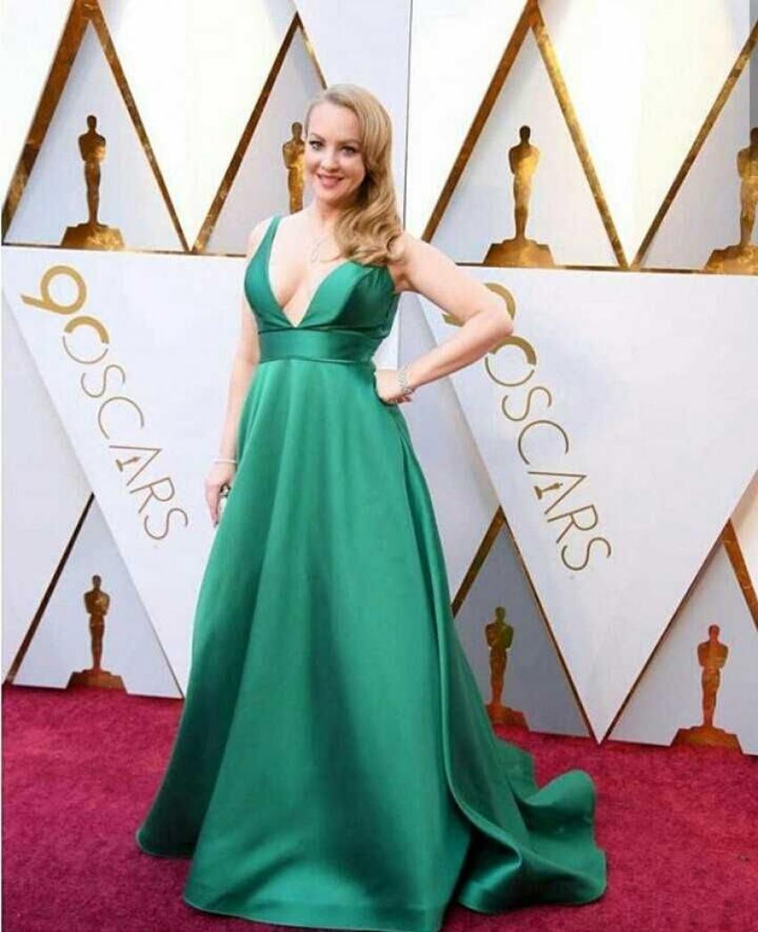 Celebs At Oscars Red Carpet 2019 Photos