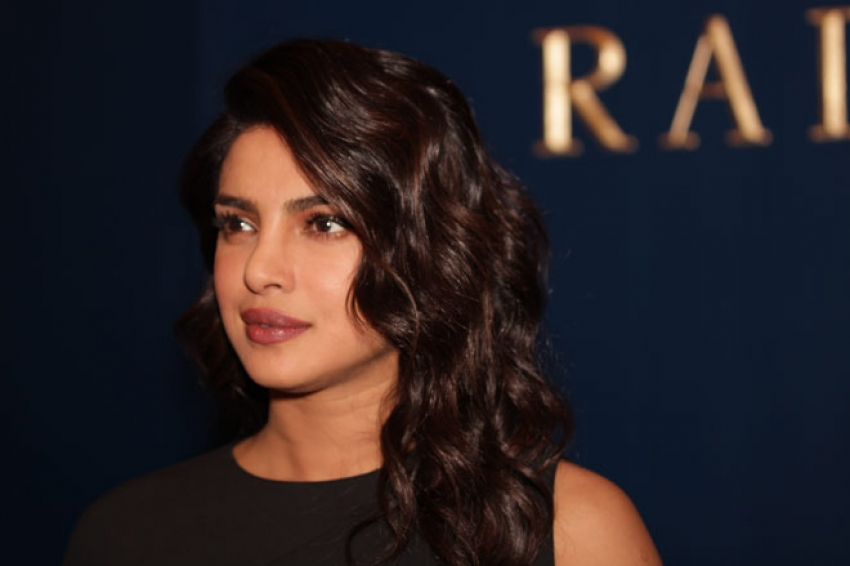 Priyanka Chopra at Ralph Lauren's Store Launch Photos