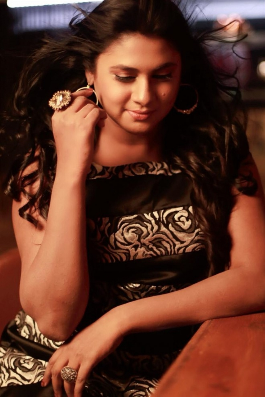 Puvisha Manoharan Photos