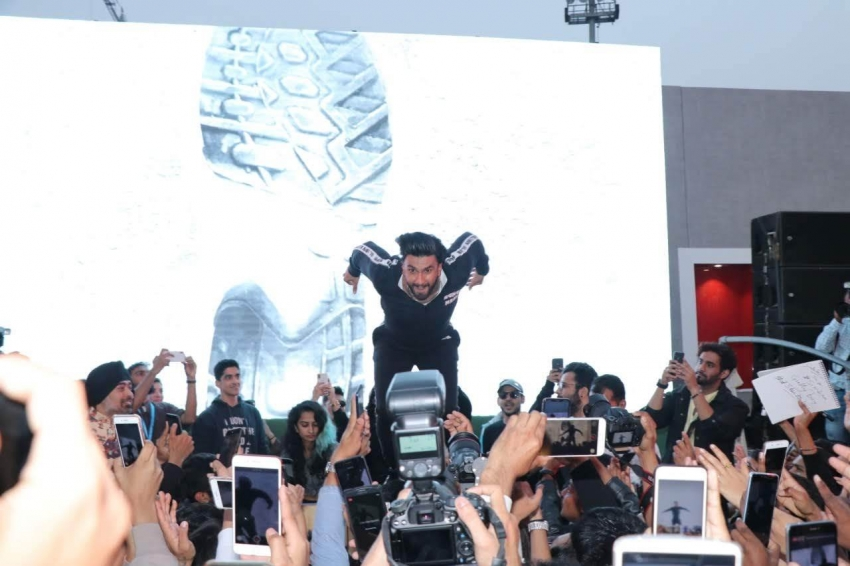 Celebs At Lakme Fashion Week 2019 Photos