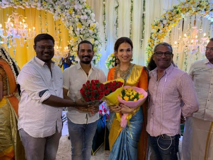 Second Marriage Of Indian Celebrities Photos