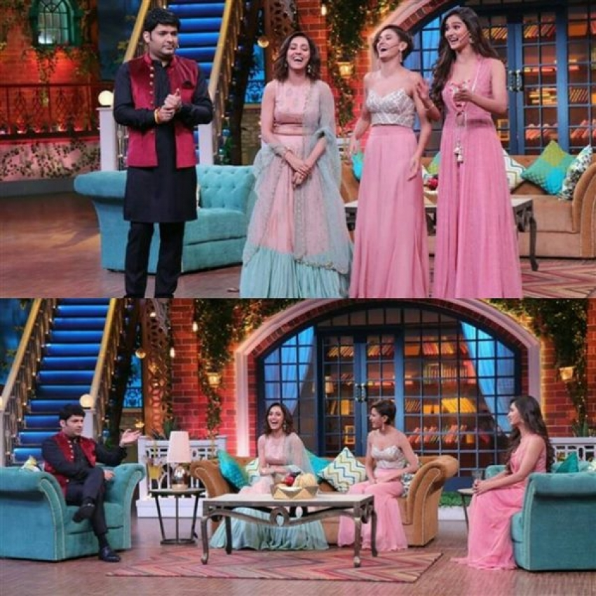 Shakti Mohan On Kapil Sharma Show Photos