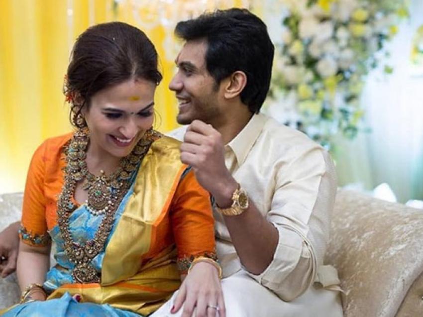 Soundarya Rajinikanth Daughter Wedding Reception Photos