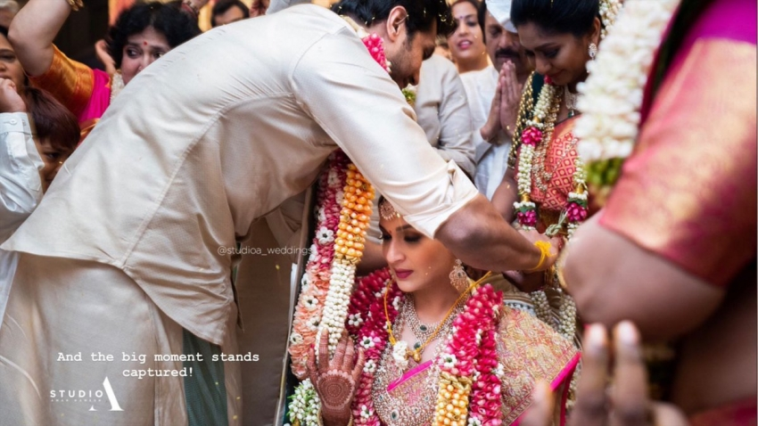 Soundarya Rajinikanth And Vishagan Vanangamudi's Wedding Photos