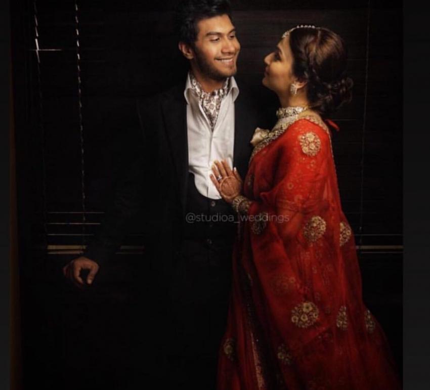 Soundarya Rajinikanth And Vishagan Vanangamudi's Wedding Reception Photos
