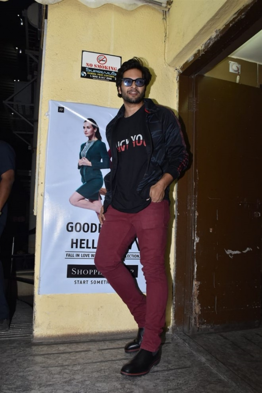 Special Screening Of Gully Boy Photos