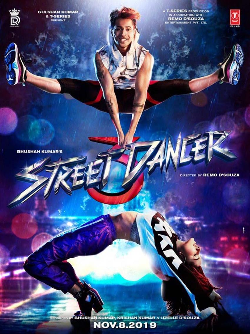 Street Dancer 3 Photos