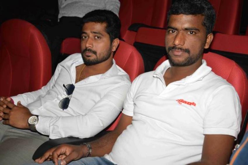 Striker Movie Success Meet Photos