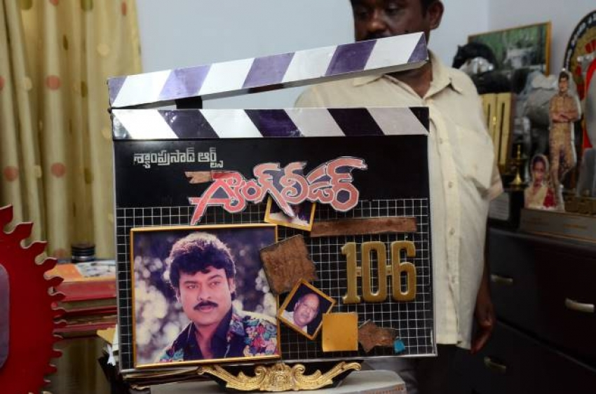 Celebrities Pay Homage To Celebrities Film screenwriter And Director Vijaya Bapineedu Photos