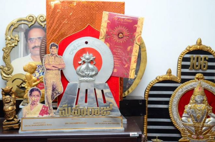 Celebrities Pay Homage To Celebrities Film screenwriter And Director Vijaya Bapineedu Photos