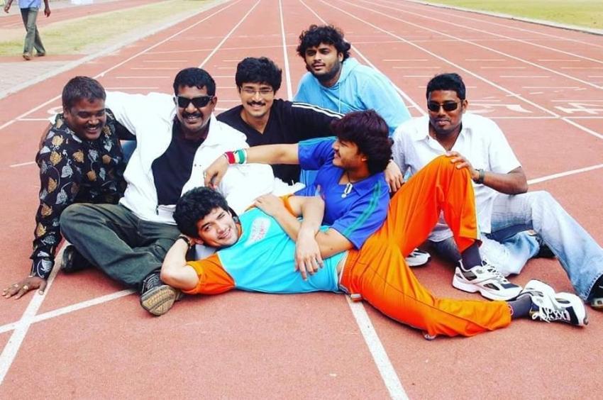 10 Years Kannada Superhit Movie Gaalipata Special : Unseen On The Set Photos