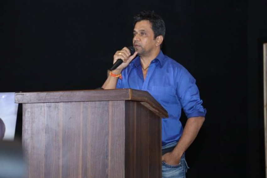 Arjun Sarja Photos