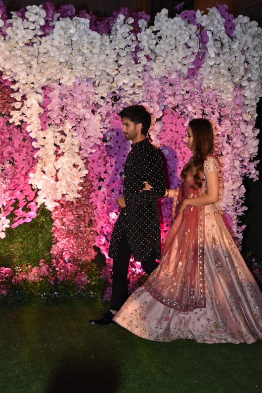 Akash Ambani And Shloka Mehta Wedding Celebration At Mumbai Photos