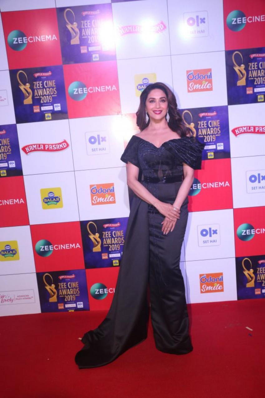 Celebs At Red Carpet Of Zee Cine Awards 2019 Photos