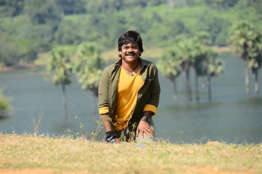 Driver Ramudu Photos