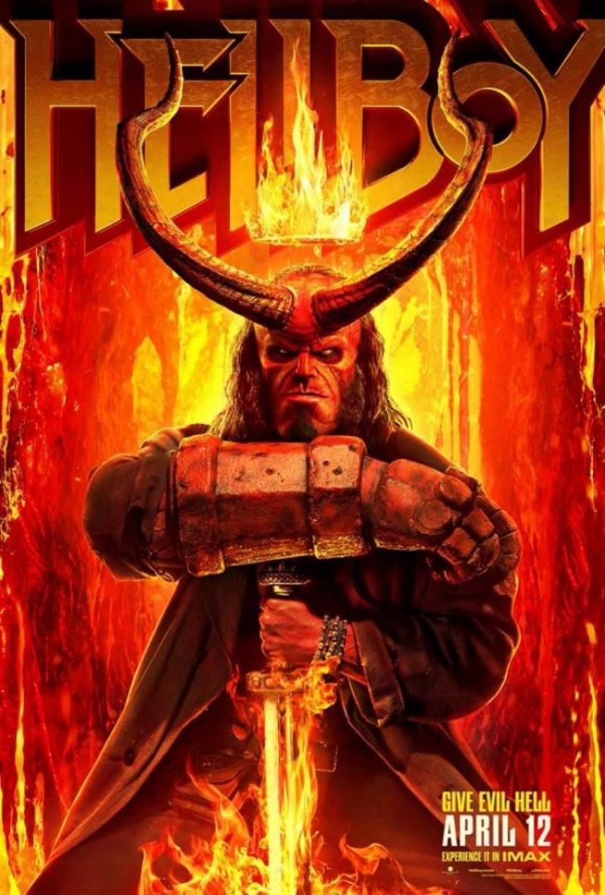 Hellboy Photos