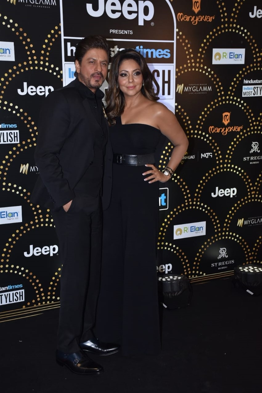 Hindustan Times India Most Stylish Awards 2019 Photos