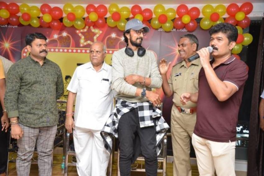 Kalaavidha Film Academy Inauguration Photos