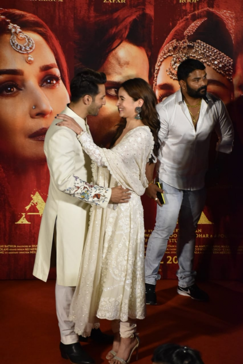 Kalank Movie Teaser Launch Photos
