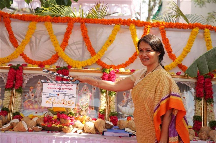 Manmadhudu 2 Movie Opening Photos