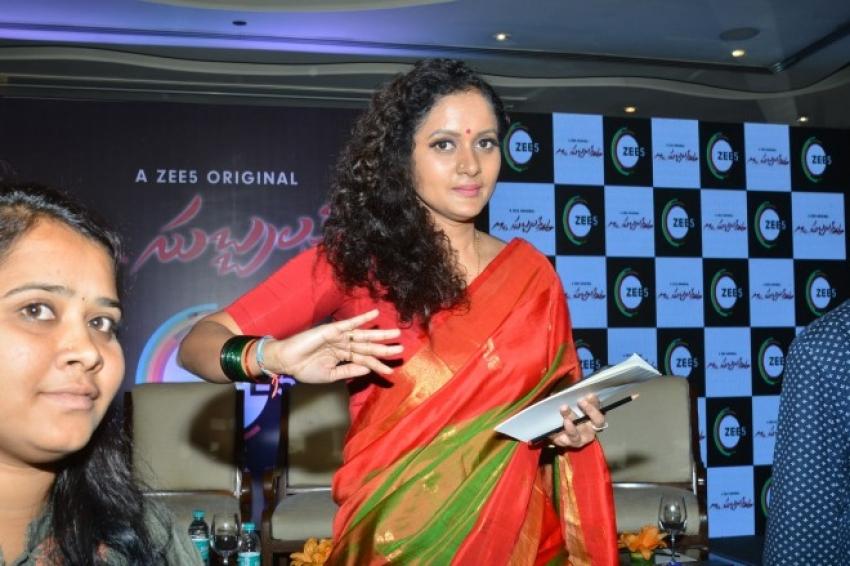 Mrs Subbalakshmi  Movie Press Meet Photos