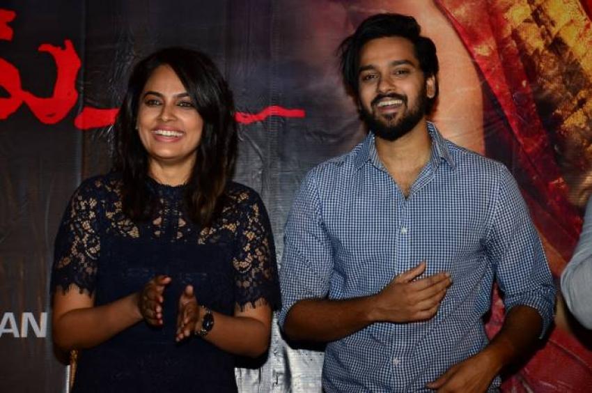 Prema Katha Chitram2 Trailer Launch Photos
