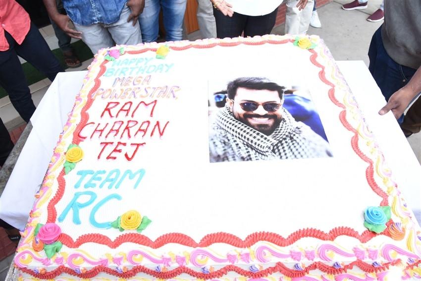 Ram Charan Birthday Celebrations Photos