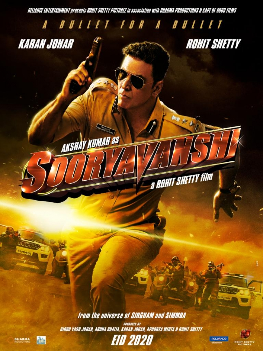 New Hindi Movei 2018 2019 Bolliwood: Sooryavanshi Photos: HD Images, Pictures, Stills, First