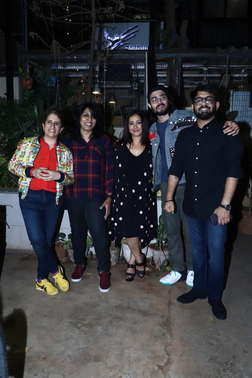 Success Party Of Plus Minus Short Film Photos