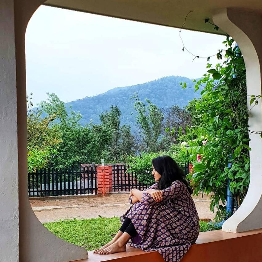 Venkatesh Daughter Aashritha Daggubati Unseen Photos
