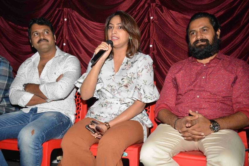 Bell Bottom Movie 50 Days Success Meet Photos