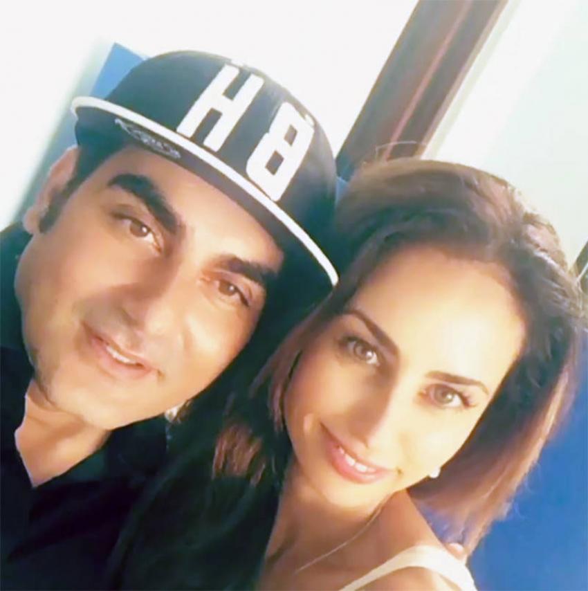 Bold pictures of Arbaaz Khan ex-girlfriend Yellow Mehra Photos