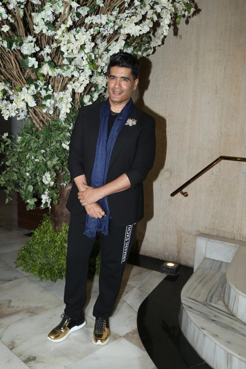 Celebrities At Chandon X Manish Malhotra Party Dinner Photos