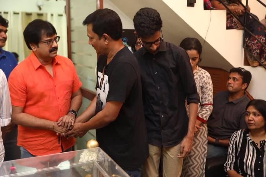 Celebs Pay Homage To Legendary Director Mahendran Photos
