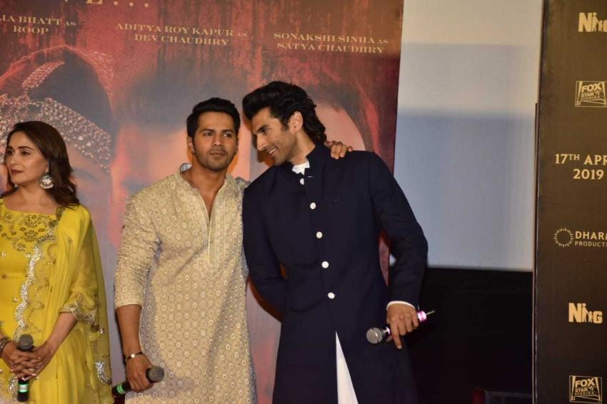 Kalank Movie Trailer Launch Photos