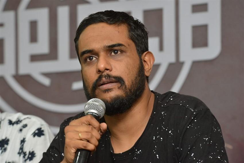 Kavaludaari Movie Press Meet Photos