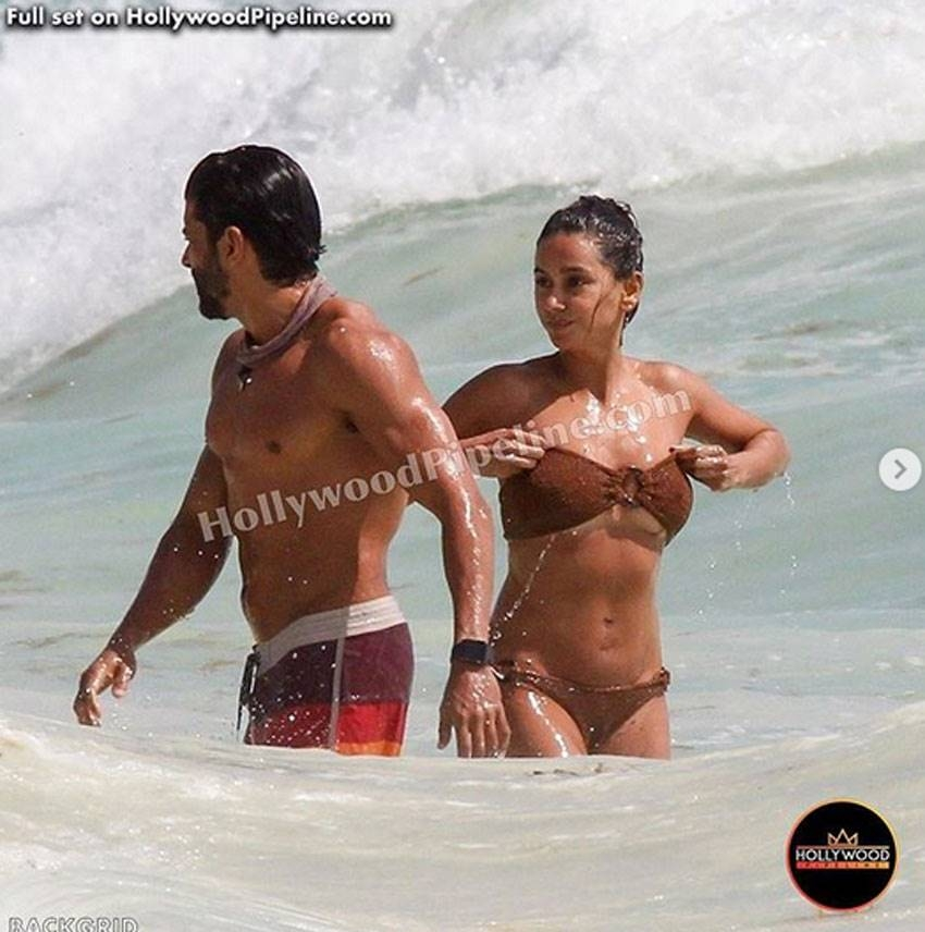 Lovebirds Farhan Akhtar and Shibani Dandekar Enjoy Their Vacation In Mexico Photos