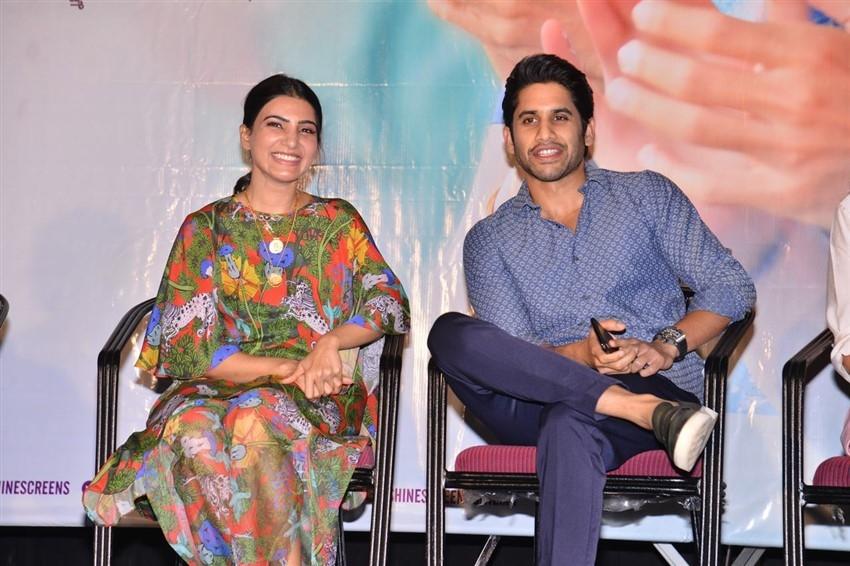 Majili Movie Success Meet Photos