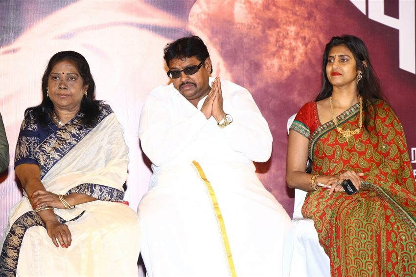 Mudivilla Punnagai Movie Audio Launch Photos