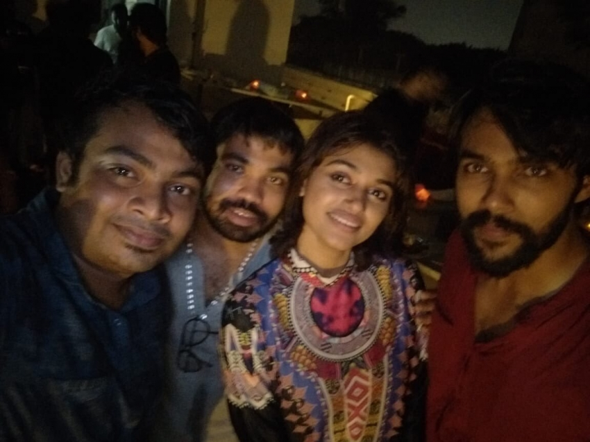 Oviya Helen Birthday Celebration 2019 Photos