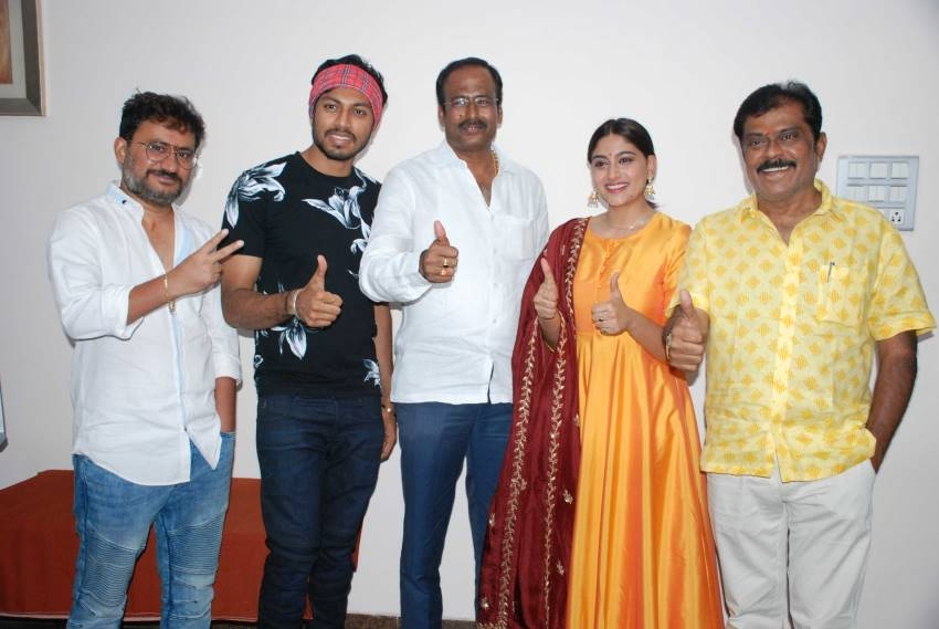 Padde Huli Movie Success Meet Photos