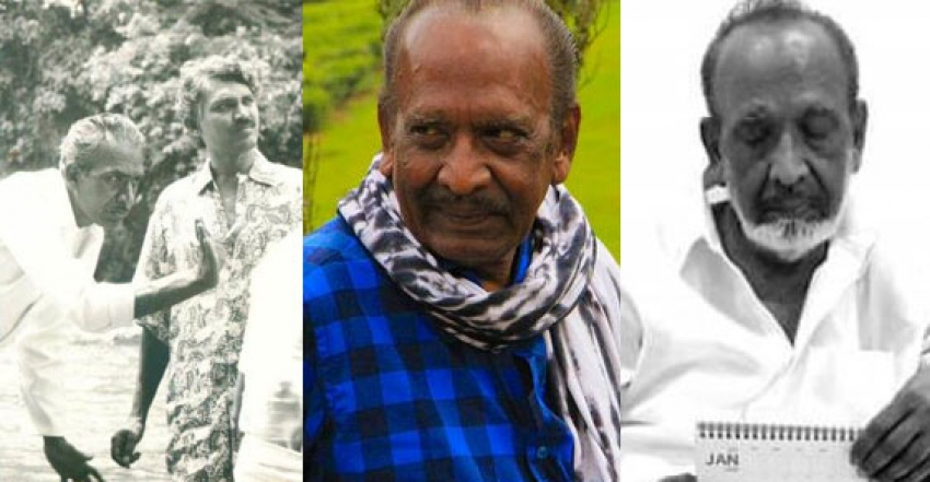 Rare and Unseen Pictures of Legendary Director Mahendran Photos
