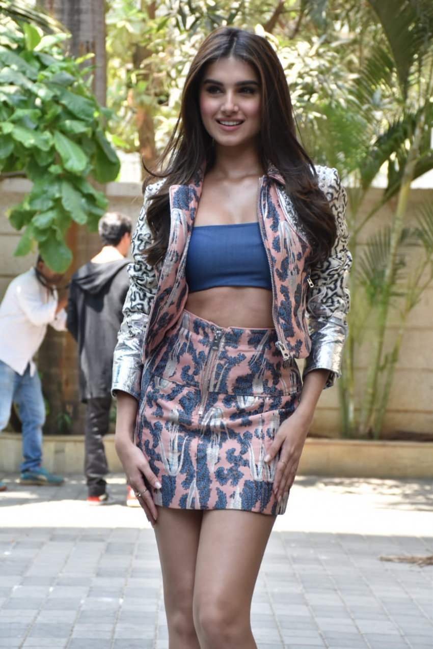 SOTY 2 Movie Song Launch Photos