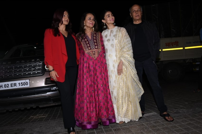 Special Screening of Film No Father in Kashmir Photos