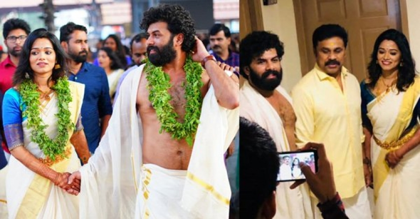 Sunny Wayne Marriage Photos