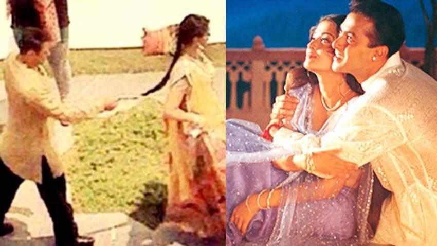 This Photos of Aishwarya Rai And Salman Khan Are Going Viral On Internet Photos