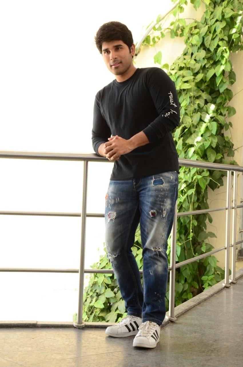 Allu Sirish Photos