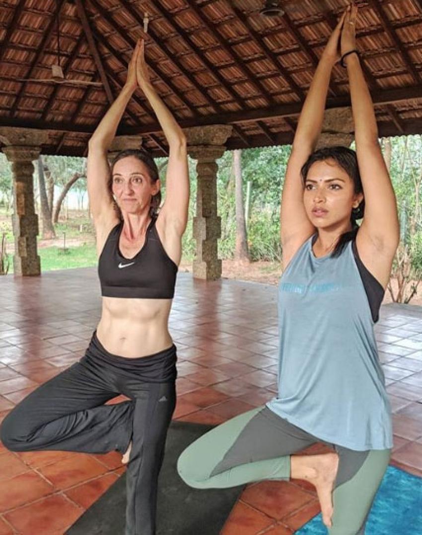 Indian Celebs' Unseen Workout Photos