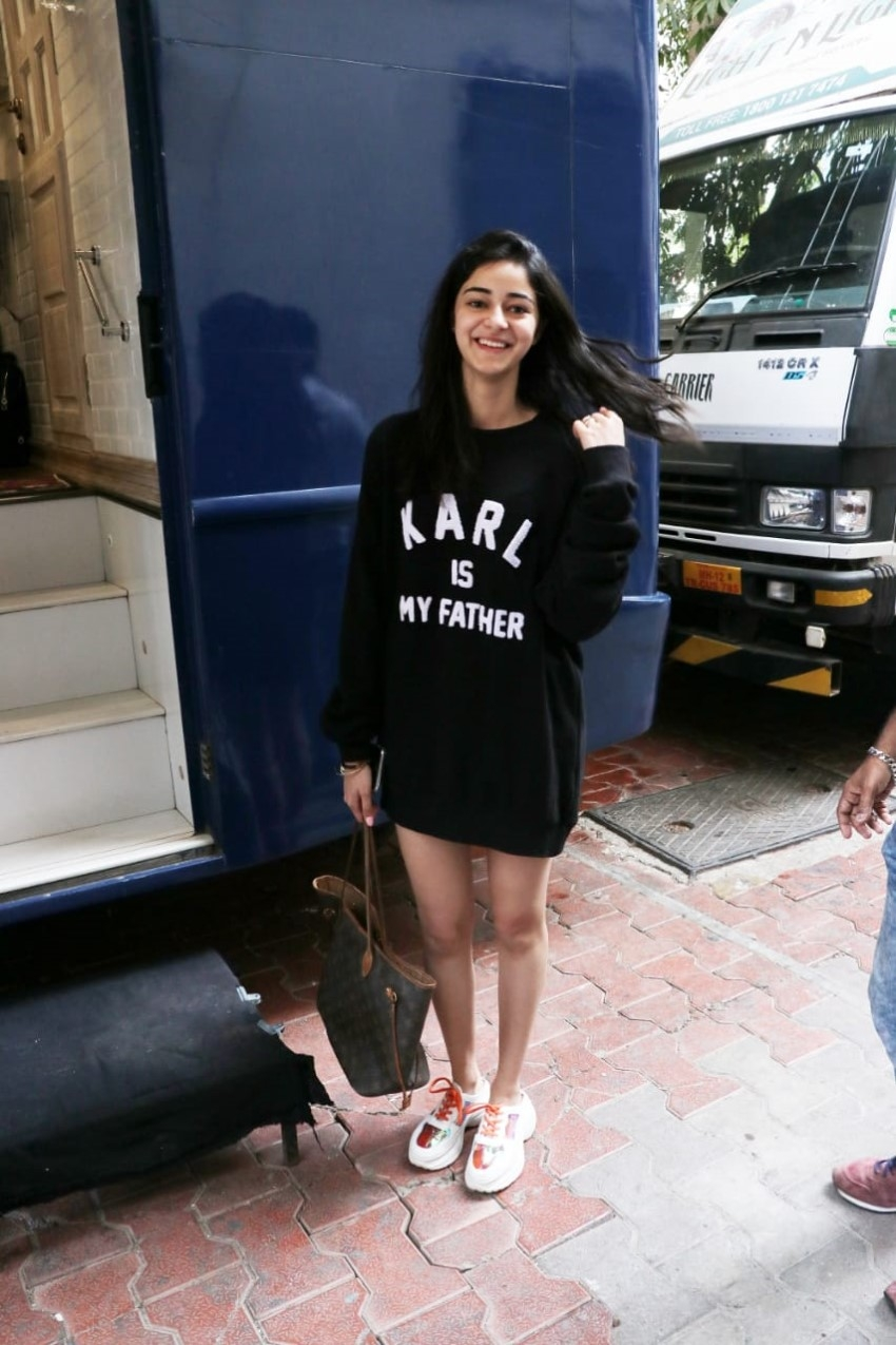 Ananya Pandey Photos